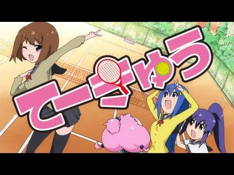 Дети цветов ТВ-2 / Teekyuu TV-2 [12 из 12 + 2 OVA]