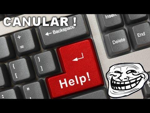 Canular au dépannage informatique !