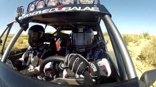 Skydive Dubai CBM SCU Rally Car Testing