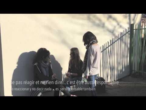 Mannequin challenge, collège Émile-Verhaeren de Bonsecours (Seine-Maritime) [Normandie-actu.fr]