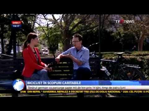 TV News Moldova, Iaşi (Rumänien), 28.04.2015
