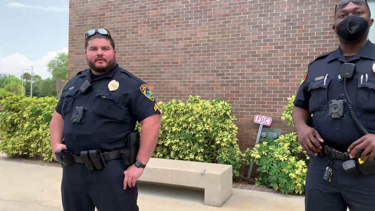 Corporal B. Nelson Titusville Police Department   Part two