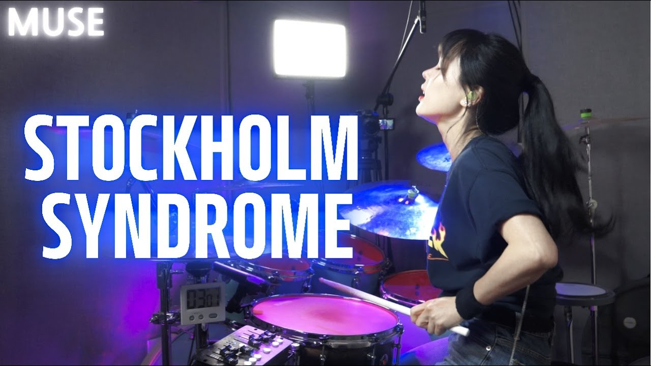 Muse (뮤즈) - Stockholm Syndrome DRUM | COVER By SUBIN