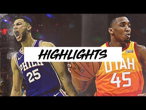 Ben Simmons & Donovan Mitchell ULTIMATE Highlights 17-18 | Clip Session