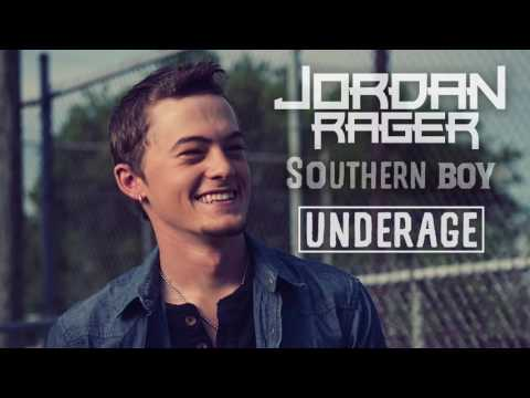 Jordan Rager - Underage (Official Audio)