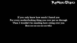 Eminem - Puke | Lyrics on screen | Full HD