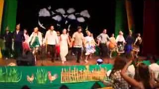 Мосгортур (СОК Камчия) - Вожатский спектакль 3 смена 2014 (