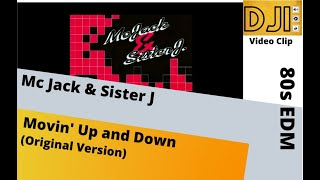 mc jack & sister J movin up and down ( by dj iran)