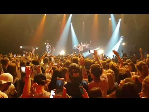 Rae sremmurd - Start A Party live @Rockhal
