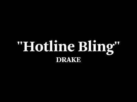 """Hotline Bling"" by DRAKE (William Singe) cover by Jezreel Dave Lacida"