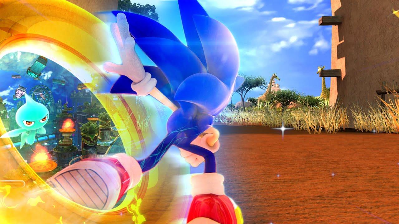 Sonic Colors World Adventure!