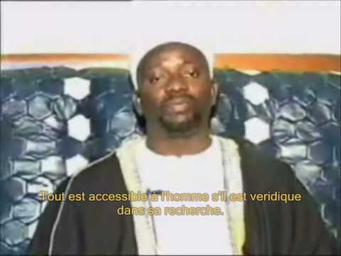 Cheikh Ibrahima Sall: Devise.
