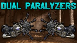 Two Paralyzers In Solo - Black Ops 2 Zombies Glitch On Buried