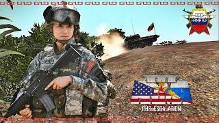ARMA 3 RHS URALSERVER 66