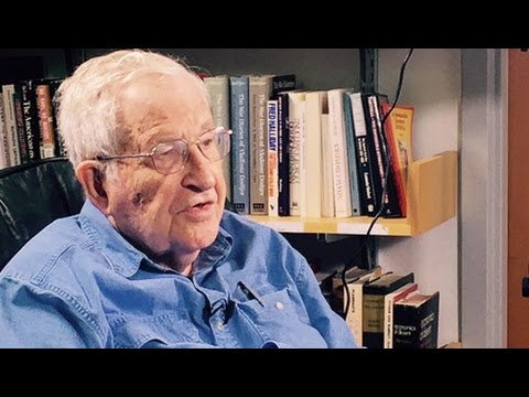 Noam Chomsky & Abby Martin: The Empire's Election Extravaganza