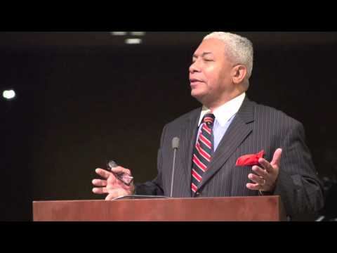 The Martin Luther King, Jr. Memorial Lecture: Rev. Eugene Rivers ...