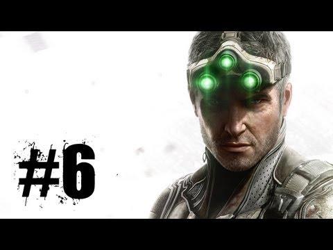 Splinter Cell: Blacklist Gameplay Walkthrough Part 6 - SURPRISE!