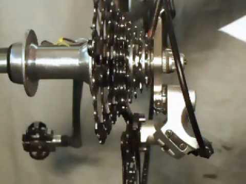 fahrrad mit deore schaltung