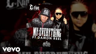Cover images C-Kan - My Everything (Audio) ft. Damon Reel