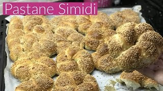 Pastane Simidi Tarifi - Naciye Kesici - Yemek Tarifleri
