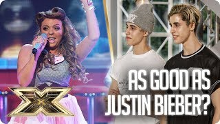 BEST and WORST Justin Bieber covers! | The X Factor UK
