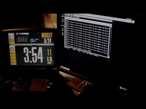 8052/A-I BASIC BOARD (BASIC-52) - YouTube