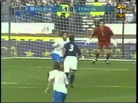 2005 (September 3) Scotland 1-Italy 1 (World Cup qualifier).mpg