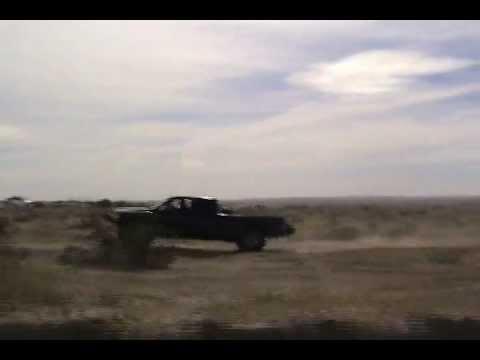 Pre Runner Chevy - in Ocotillo Wells SVRA
