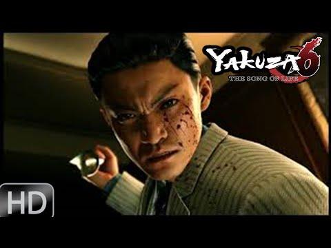 Yakuza 6 All Deaths |