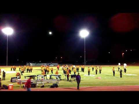 Rio Rico High School Marching Hawks 10.6.17