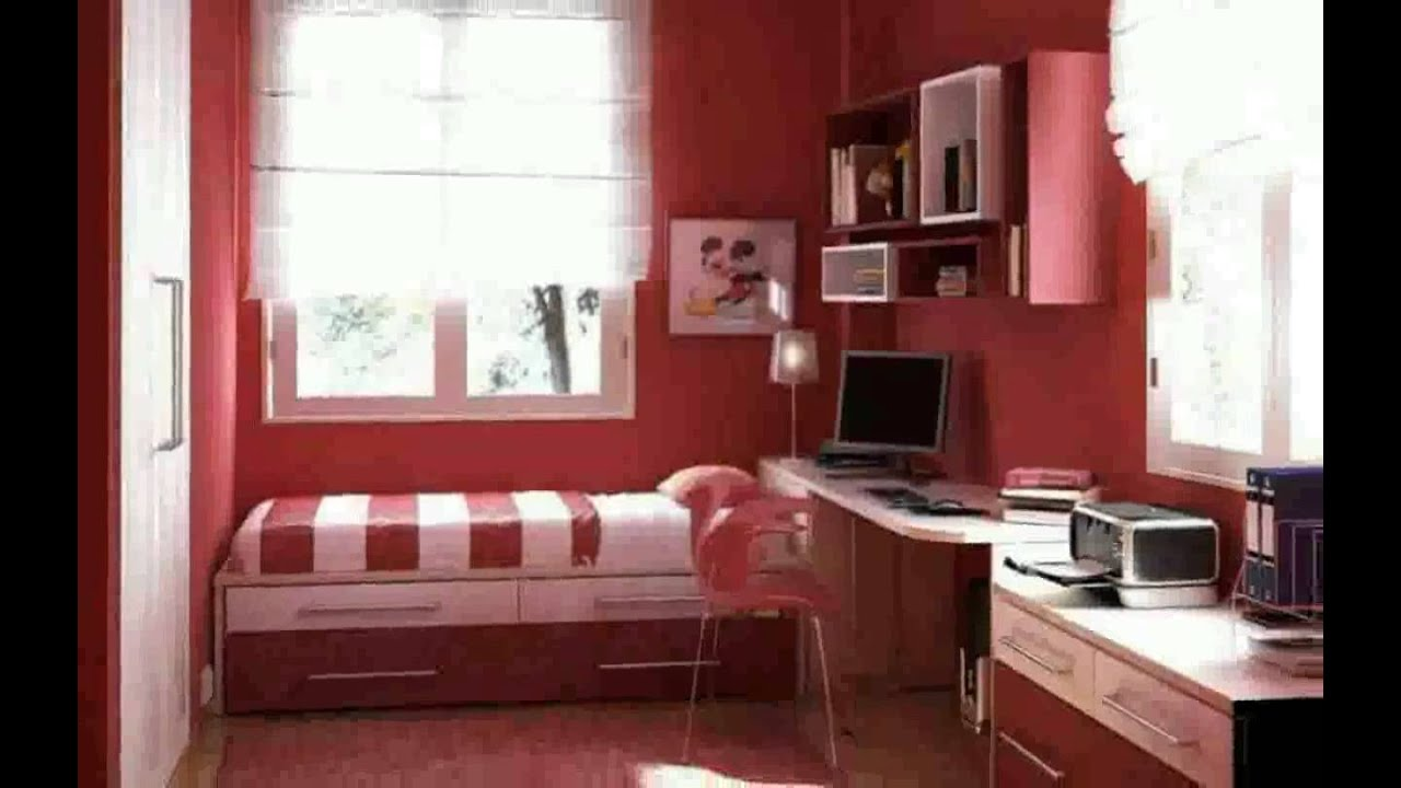 Simple Bedroom With Single Bed single bedroom design ideas - decoration design - youtube