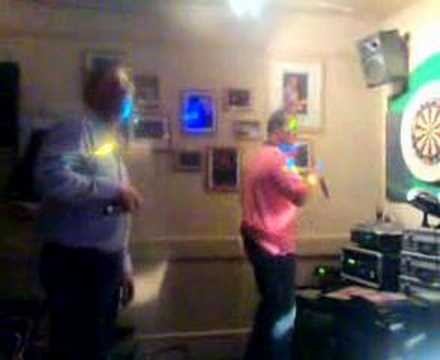 07/10/2006 - Andy & Glen Singing: Mustang Sally