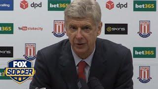 Wenger bemoans Arsenal's dropped points, praises Petr Cech