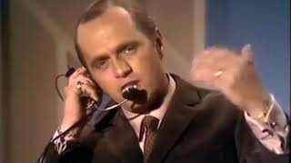 "Bob Newhart Stand Up Comedy  - ""Air Traffic Controller"" 60's TV"
