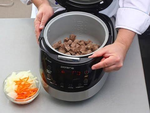 Домашние видео рецепты - тушенка из свинины в мультиварке