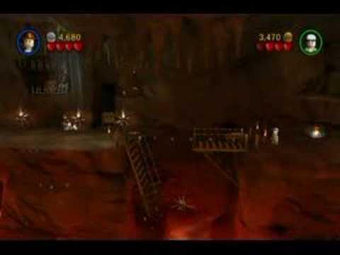 LEGO Indiana Jones Story 18 - Chapter 2-Temple of Kali (1/2)