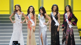 Miss Universe 2007 - TOP 5