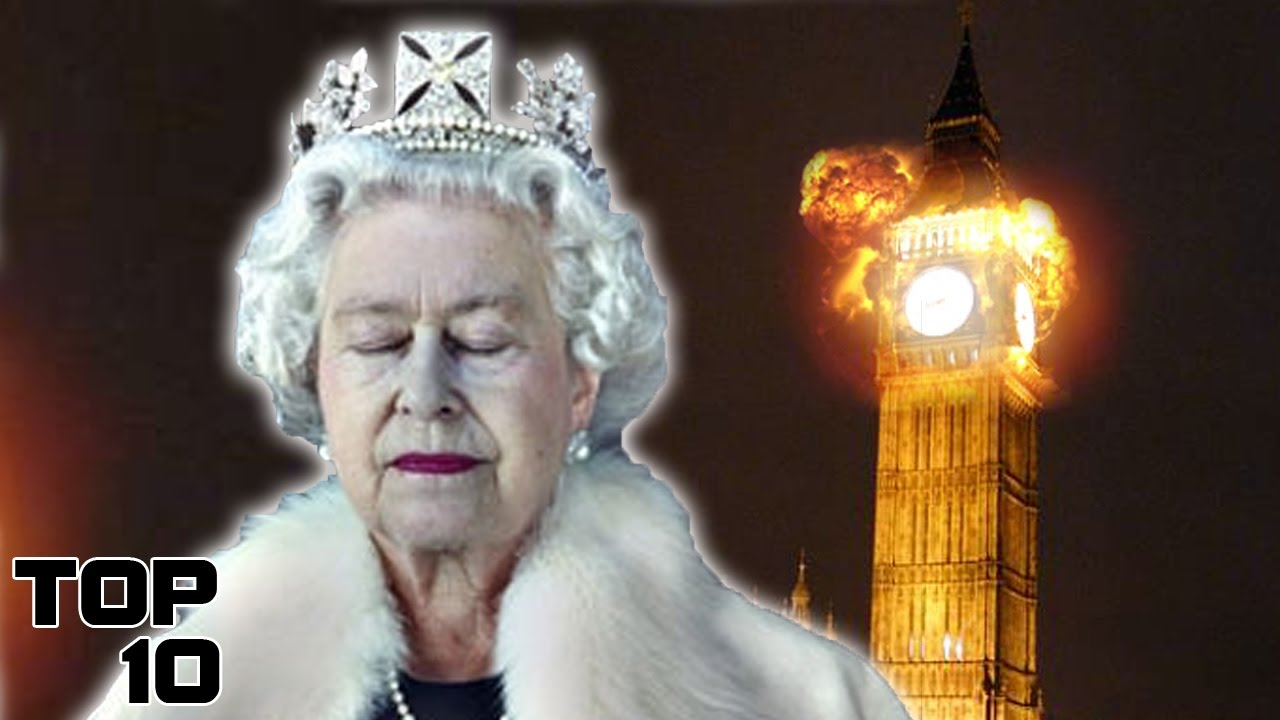 what happens when the queen dies - photo #22