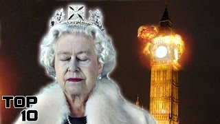 Top 10 Things That Will Happen When Queen Elizabeth Dies thumbnail