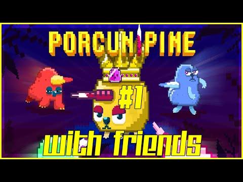 Porcunipine w/ Friends #1 - No friends this time D: |