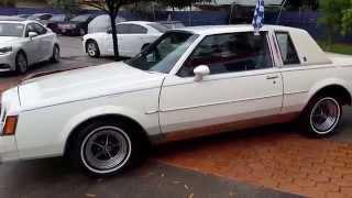 1987 Buick Regal Limited @ Karconnectioninc.com Miami,FL