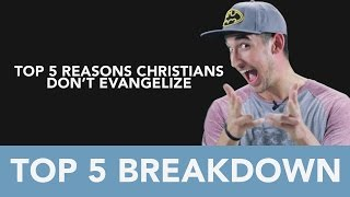 Top 5 Reasons Christians Don