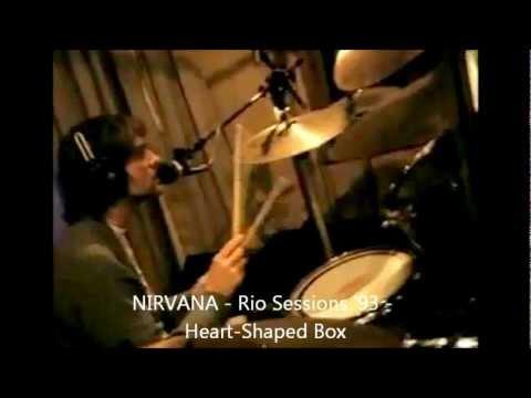 NIRVANA - Rio Sessions '93 - 01 - Heart Shaped Box mp3
