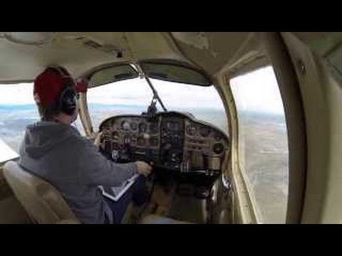 San Antonio to Cape Cod in a Piper Cherokee 180