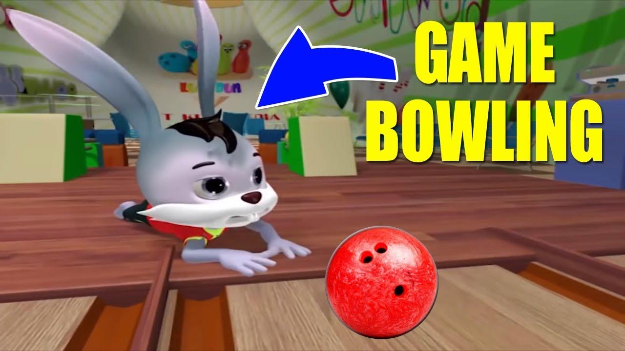Hoạt Hình 3D: GAME BOWLING – Phim Hoạt Hình Hay Nhất Năm 2018