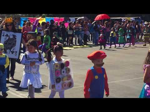 BANDINI ELEMENTARY SCHOOL 2015 HALLOWEEN FESTIVAL!!!!