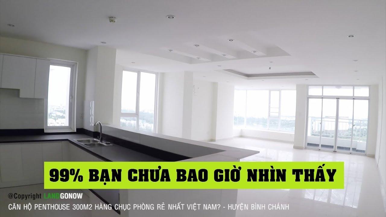 Khó tin căn hộ Penthouse 300m2 gần 10 phỏng rẻ nhất Việt Nam – Land Go Now ✔