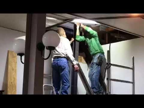 Escalier ACIER HomeMade - Publicity Shop
