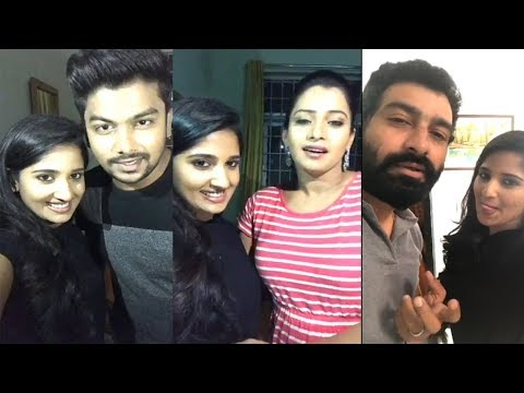 Kalyana Vaibhogam Serial Cast Wishing Idi Maa Prema Katha Movie
