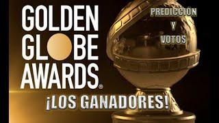 GOLDEN GLOBE AWARDS 2021 ¡LOS GANADORES! | PREDICCIÓN Y VOTOS
